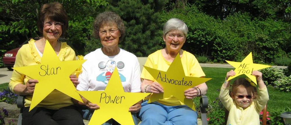Decro Only - Great Start Photo - Star, Power, Advocacy