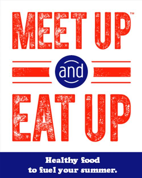 LOGO - Eat Up and Meet Up