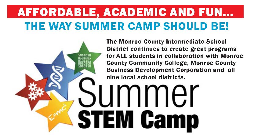 Summer STEM Camp Heading - DECO ONLY